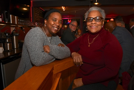 Smiles at Pausa Art House fifth anniversary