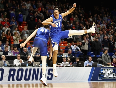 UB blows out Arizona in the Big Dance