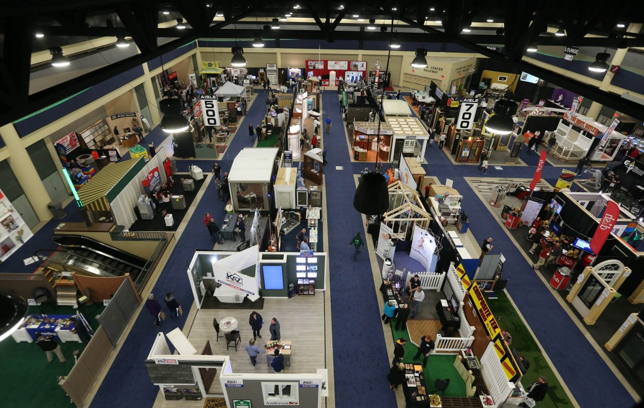Exhibitors at the Buffalo Home Show at the Buffalo Niagara Convention Center offer products, services and ideas for inside and outside your home. (Sharon Cantillon / News file photo)