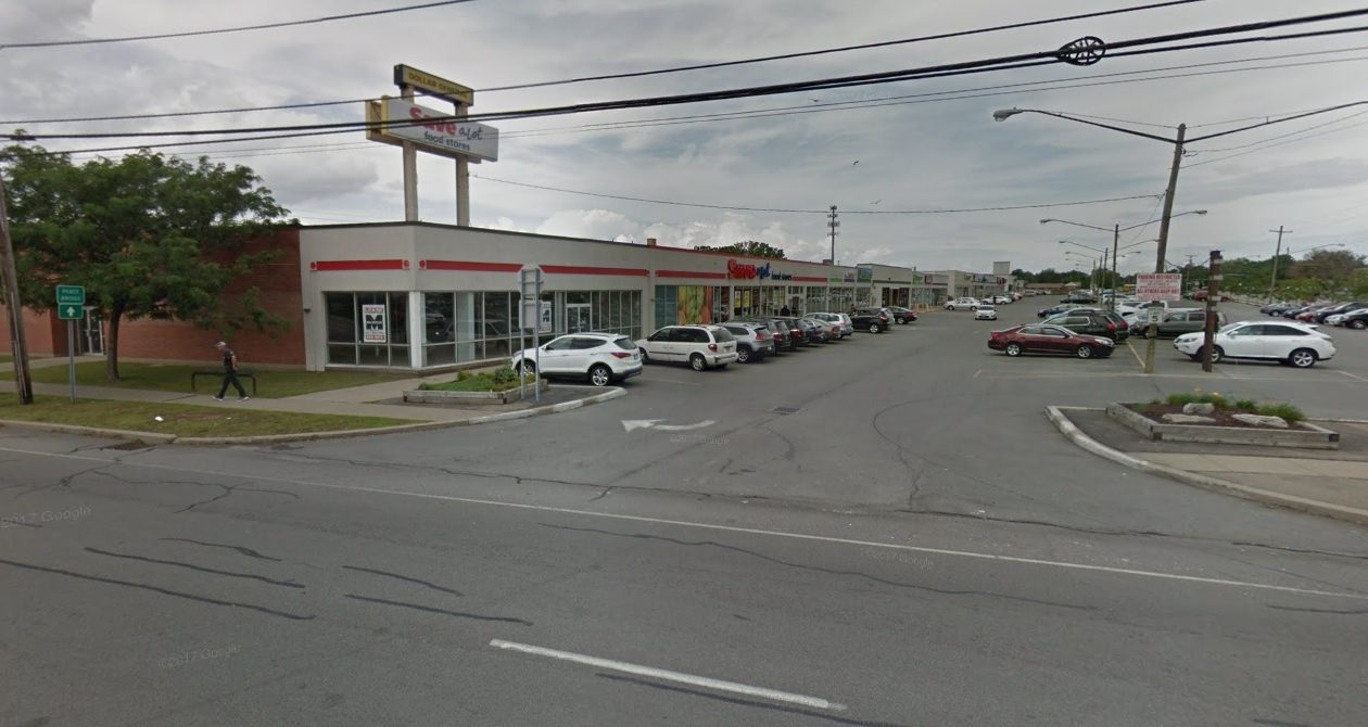 Benderson Development acquired this retail strip plaza on Union Road in Cheektowaga.