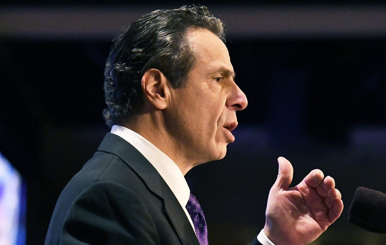 The Child Victims Act is sure to be part of the discussion when Gov. Andrew Cuomo and state lawmakers begin budget deliberations.  (John Carl D'Annibale / Times Union)
