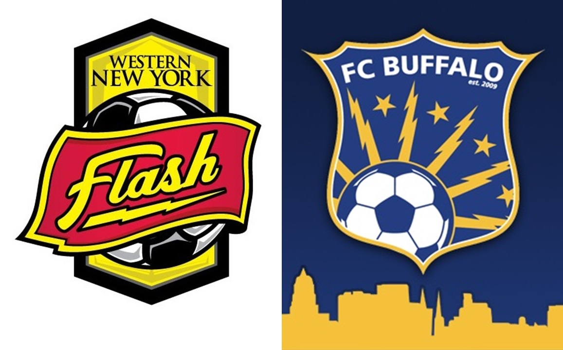 The Western New York Flash has released its full United Women's Soccer schedule, while FC Buffalo has announced three exhibitions.