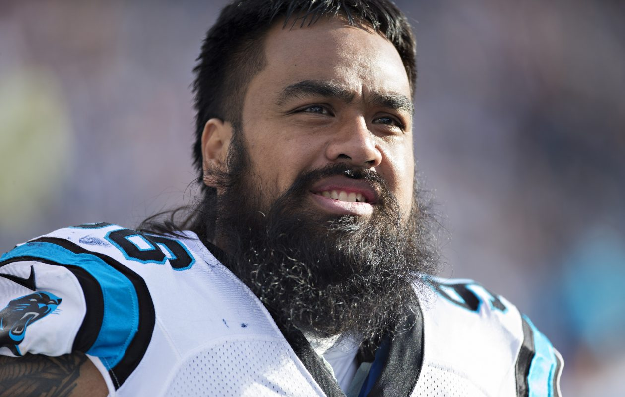 Star Lotulelei's primary job for the Carolina Panthers has been freeing up his teammates to make plays. (Getty Images)