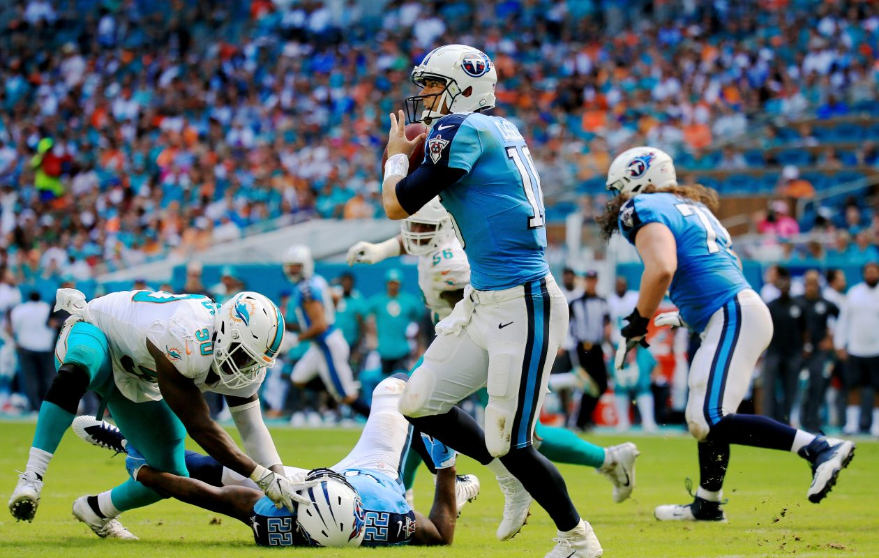 Matt Cassel  will be released by the Titans (Chris Trotman/Getty Images)