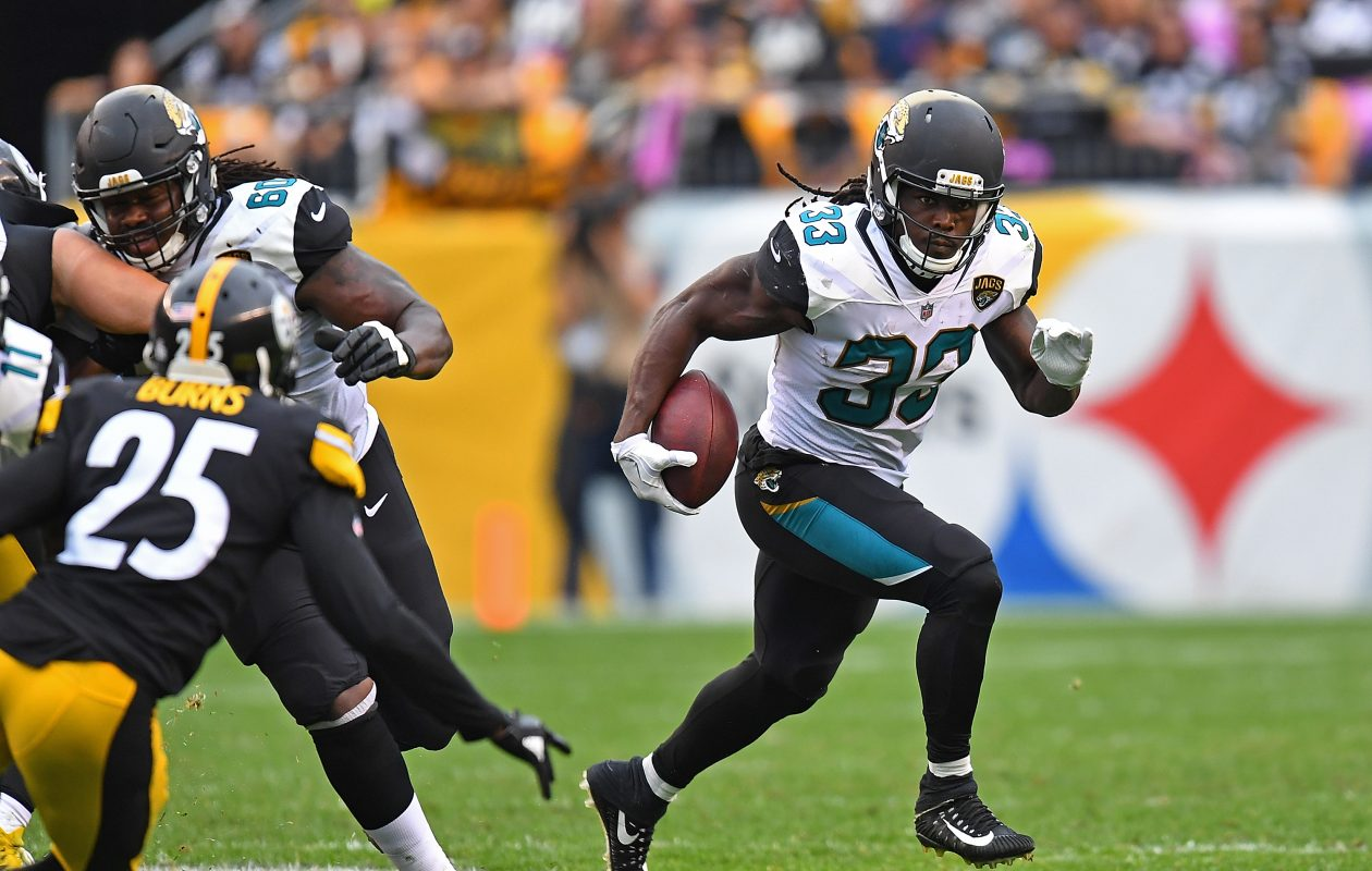 Former Jaguars running back Chris Ivory is known for his physical style of play. (Getty Images)