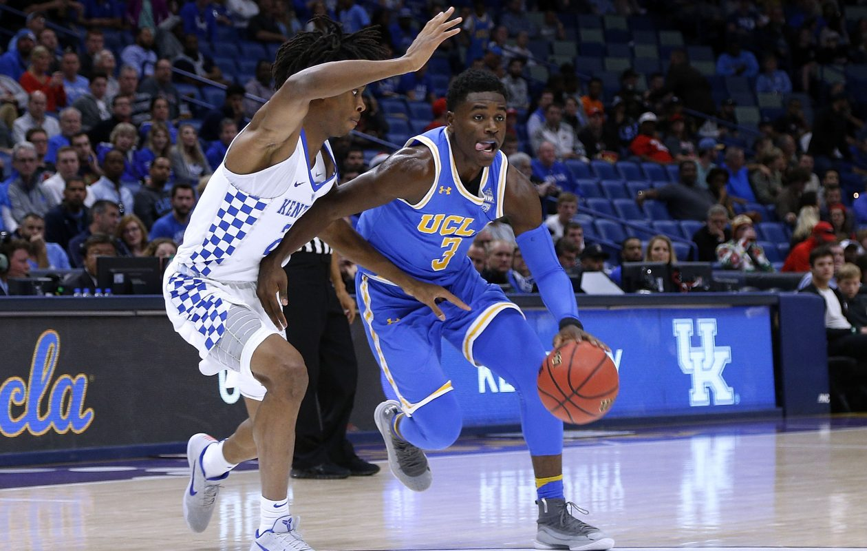 UCLA is led by 6-1 guard Aaron Holiday. (Getty Images)