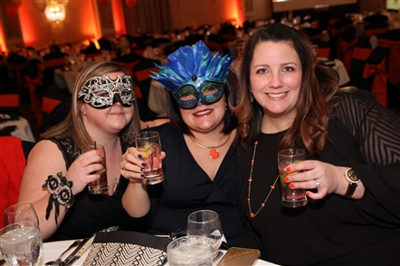 A fancy charity dinner was hosted by Change MS, a local organization that fights multiple sclerosis, on Saturday, March 24, 2018, in Salvatore's Hospitality in Depew.
