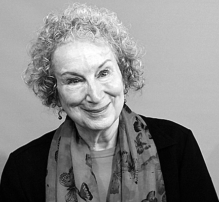 Canadian author Margaret Atwood.  (Photo by Hannelore Foerster/Getty Images)
