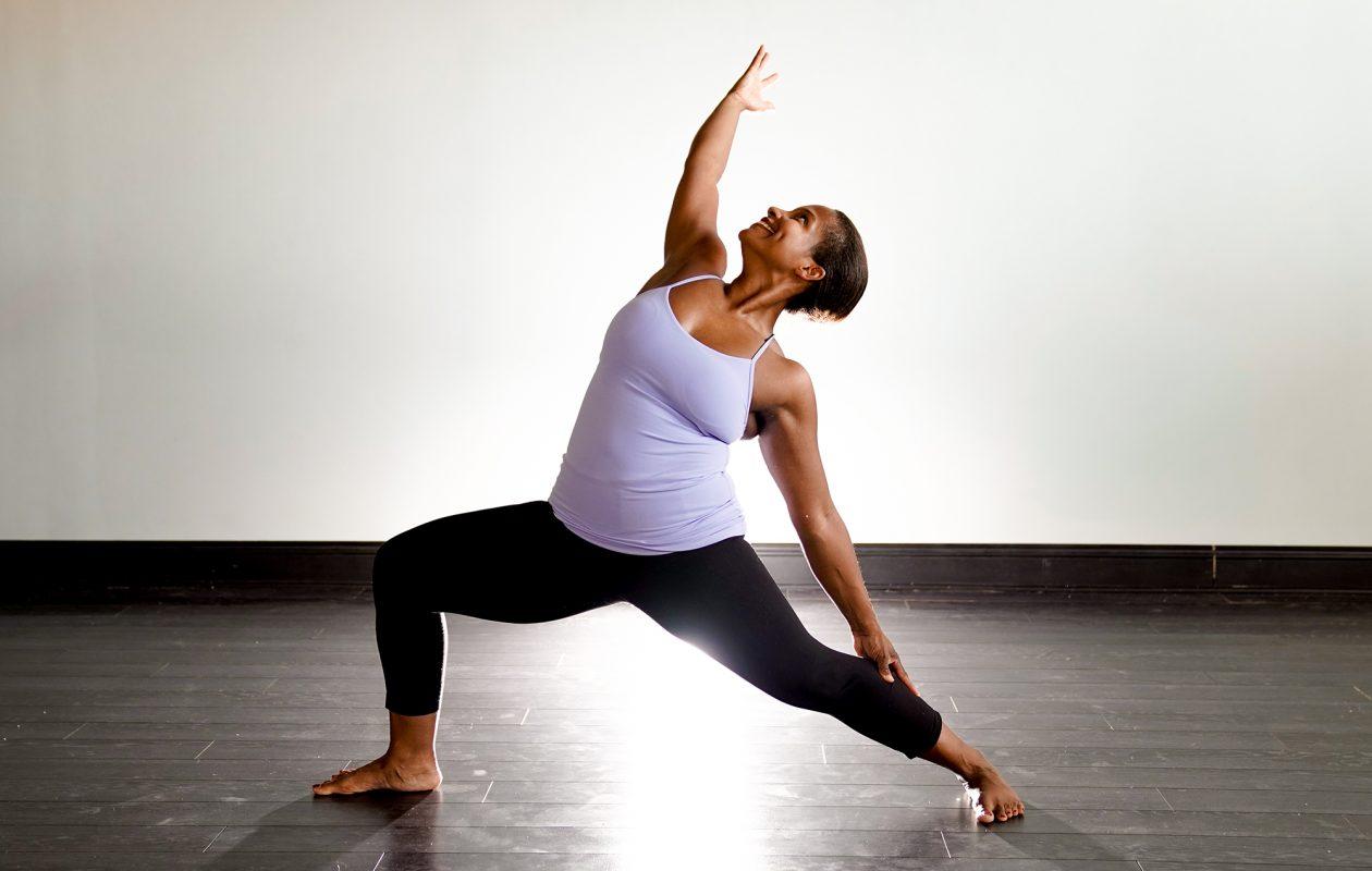 Marina Mukandala releases a new yoga DVD. (Dave Jarosz)