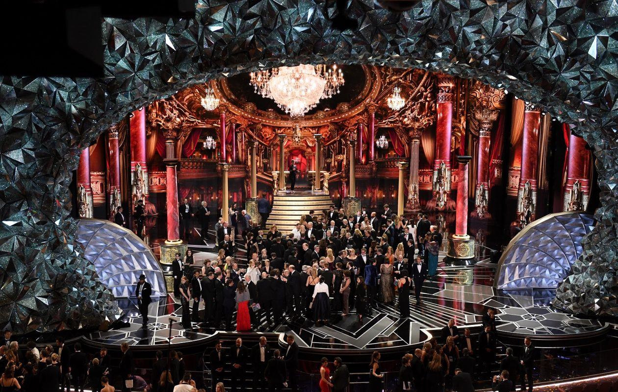 Local ratings for the Oscars reached a record low in 2018. (Mark Ralston/AFP/Getty Images)