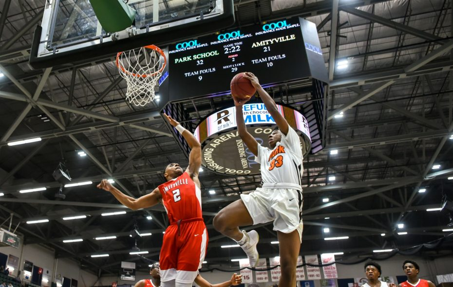 State Federation A semifinal: Park 86, Amityville 61