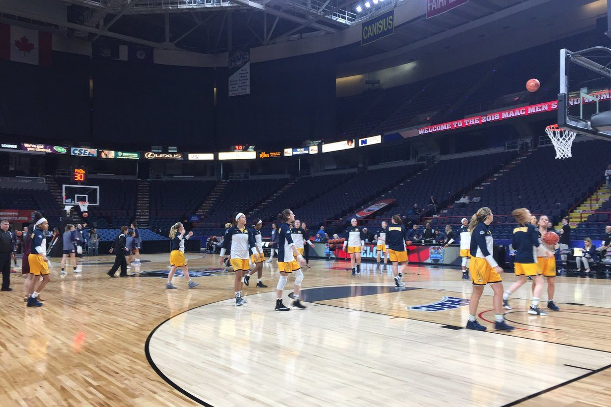 Canisius lost its first-round matchup against Monmouth in Albany.