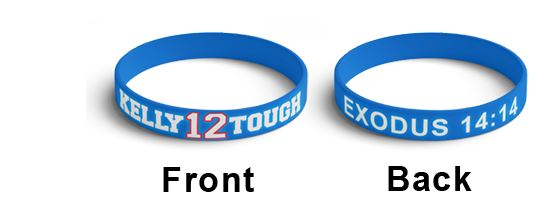 Models for the Kelly Tough wristbands (26 Shirts photo)