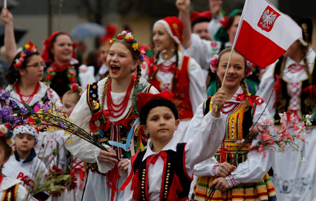 Sure there is a parade, but there is a lot more to Dyngus Day. Mary Kunz Goldman gets you up to speed. (Derek Gee/News file photo)