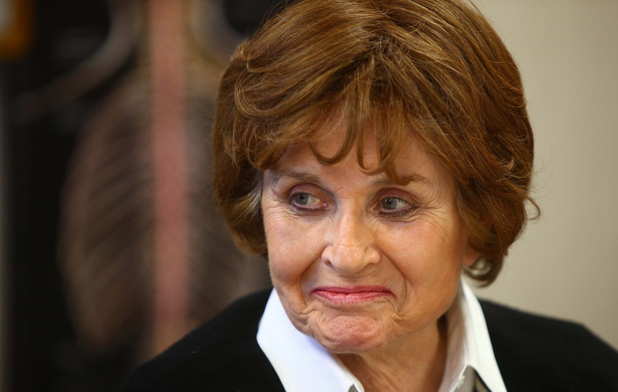 A new train station in Rochester will be named for Rep. Louise Slaughter, who died last week at 88. (Robert Kirkham/News file photo)