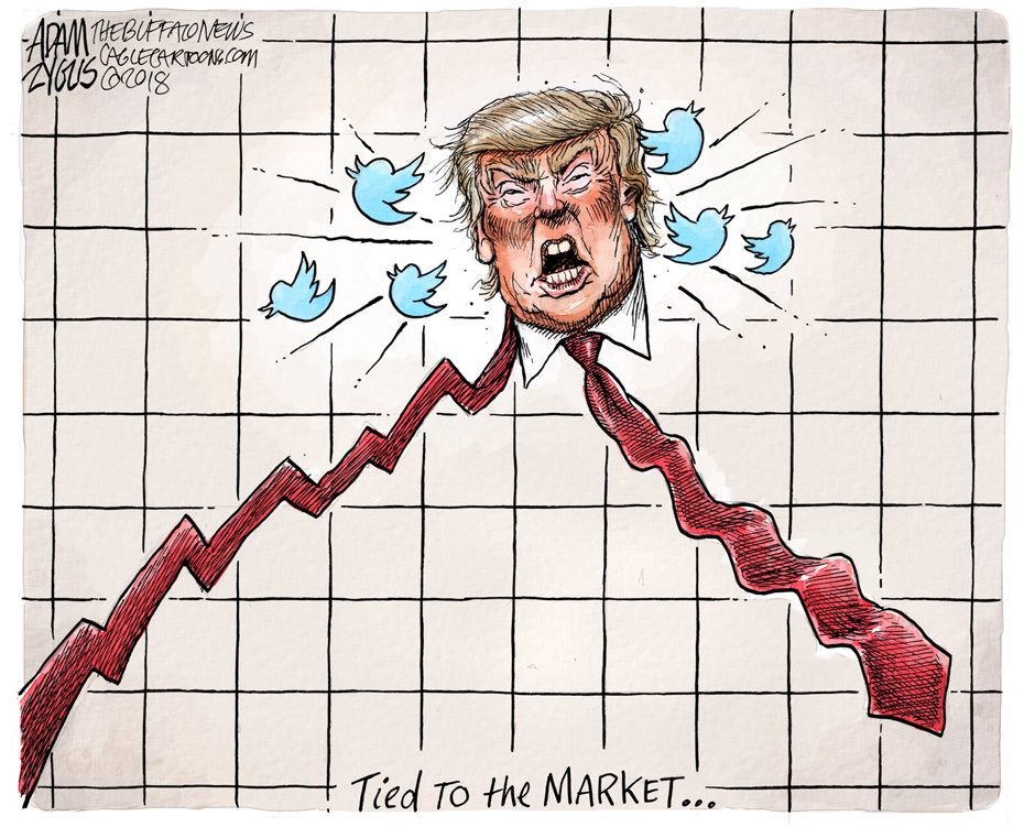 Volatility: April 5, 2018