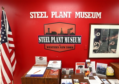 In 1984, the Steel Plant Museum was established to help preserve and document the memories of the steelmaking industry in Western New York. The museum is located inside the Heritage Discovery Center, at 100 Lee St. in Buffalo.