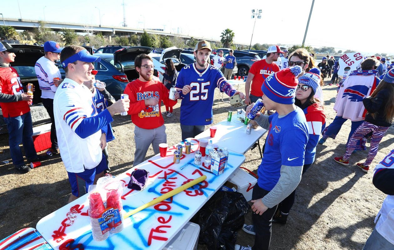 If the early odds are any indication, the Bills face an uphill climb. (James P. McCoy/News file photo)