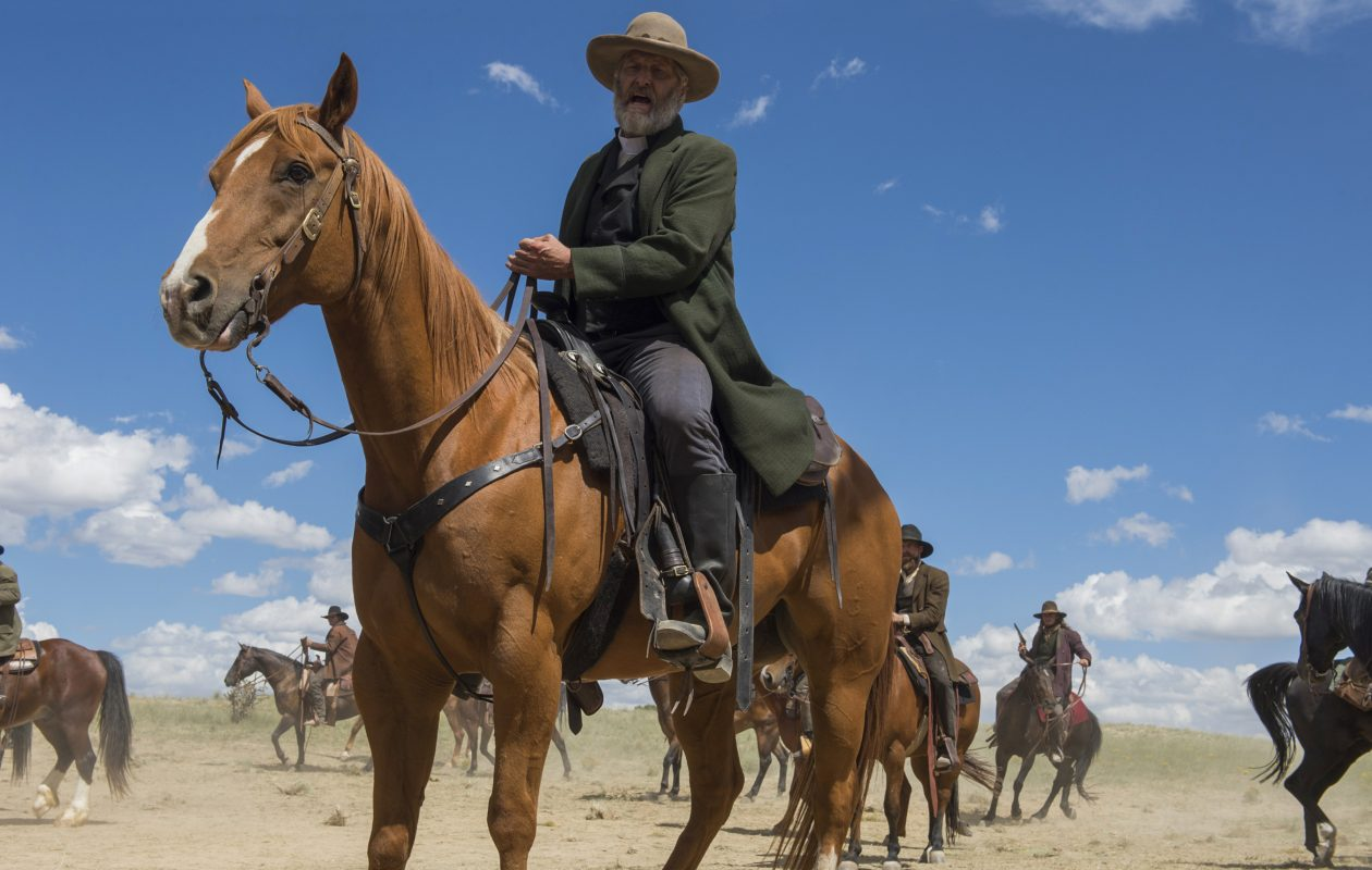 Jeff Daniels stars in the Netflix Western 'Godless.' (Ursula Coyote/Netflix)