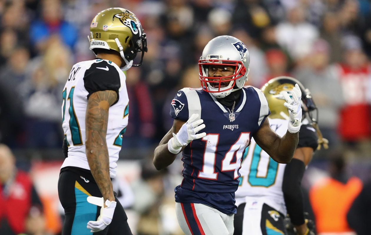Brandin Cooks is heading to the Rams (Adam Glanzman/Getty Images)