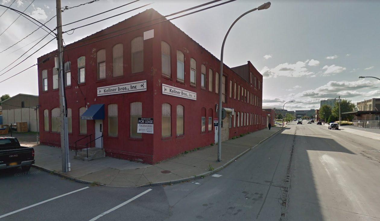 Ellicott Development Co. acquired the Kellner Bros. building on Chicago Street.