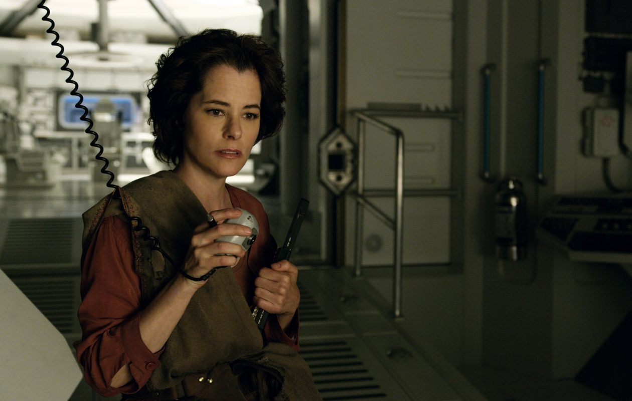 Parker Posey plays a very different Dr. Smith in the Netflix reboot of 'Lost in Space.' (Netflix)