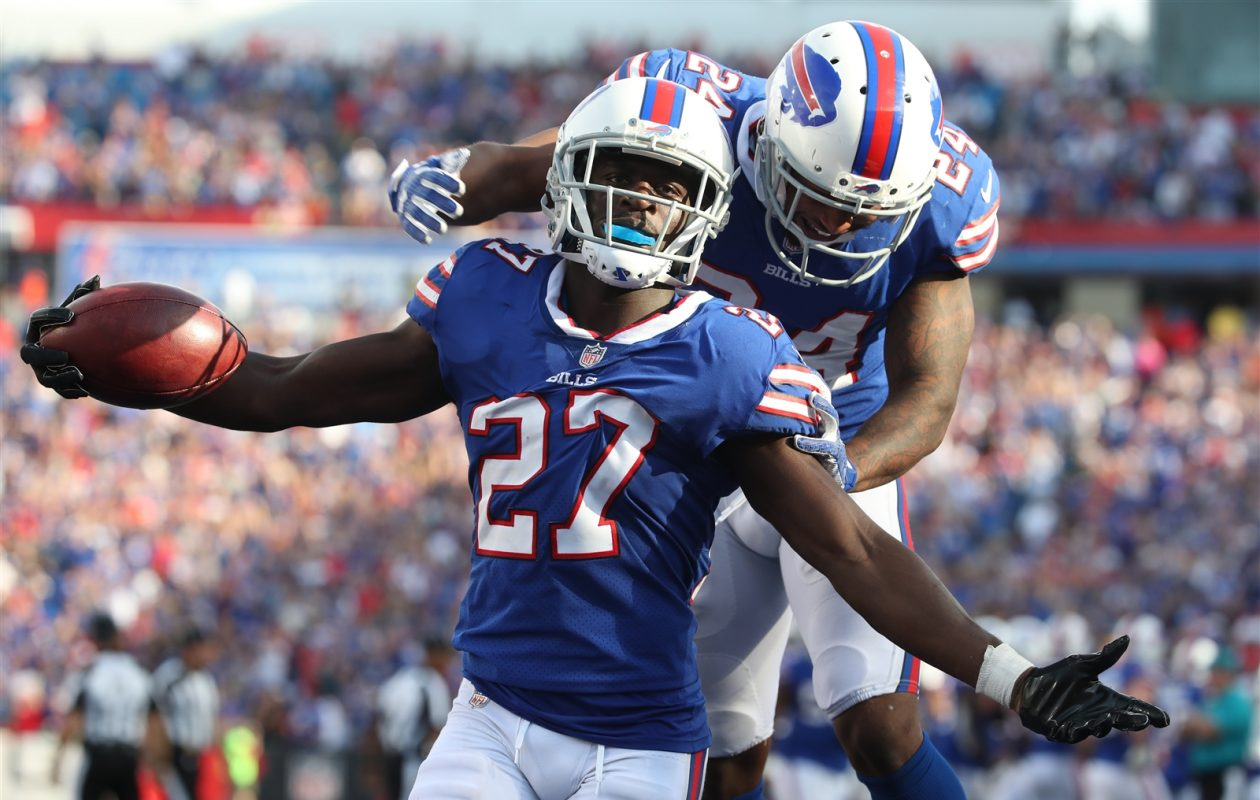 Cornerback Tre'Davious White and the Buffalo Bills face long Super Bowl odds. (Buffalo News file photo)