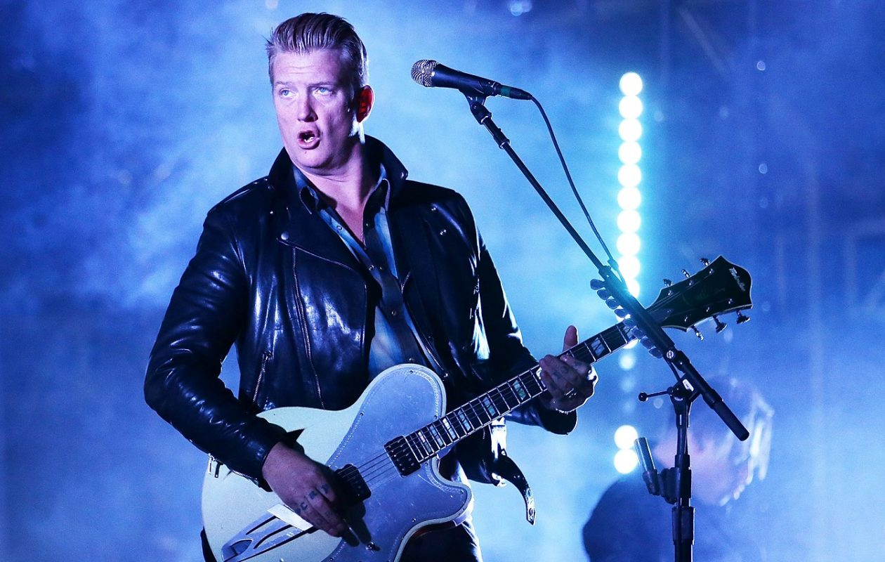 'Goodbye Yellow Brick Road' by Queens of The Stone Age is one of the best songs on the recently released twin Elton John tribute albums. (Getty Images)