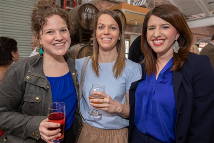 Theatre of Youth held its annual fundraising Brew Bash on Tuesday, April 24, 2018, in Resurgence Brewing Company.