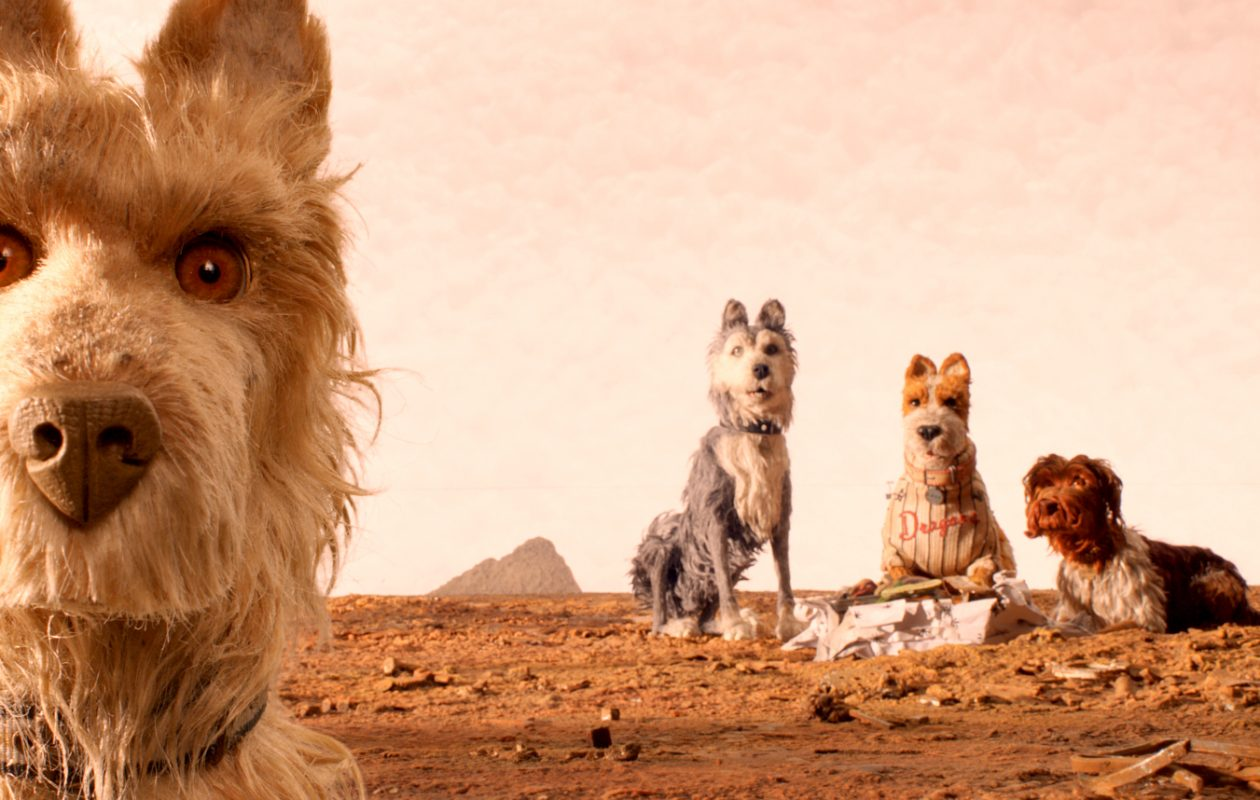Wes Anderson's 'Isle of Dogs' is now showing locally at multiple theaters. (Fox Searchlight Pictures)