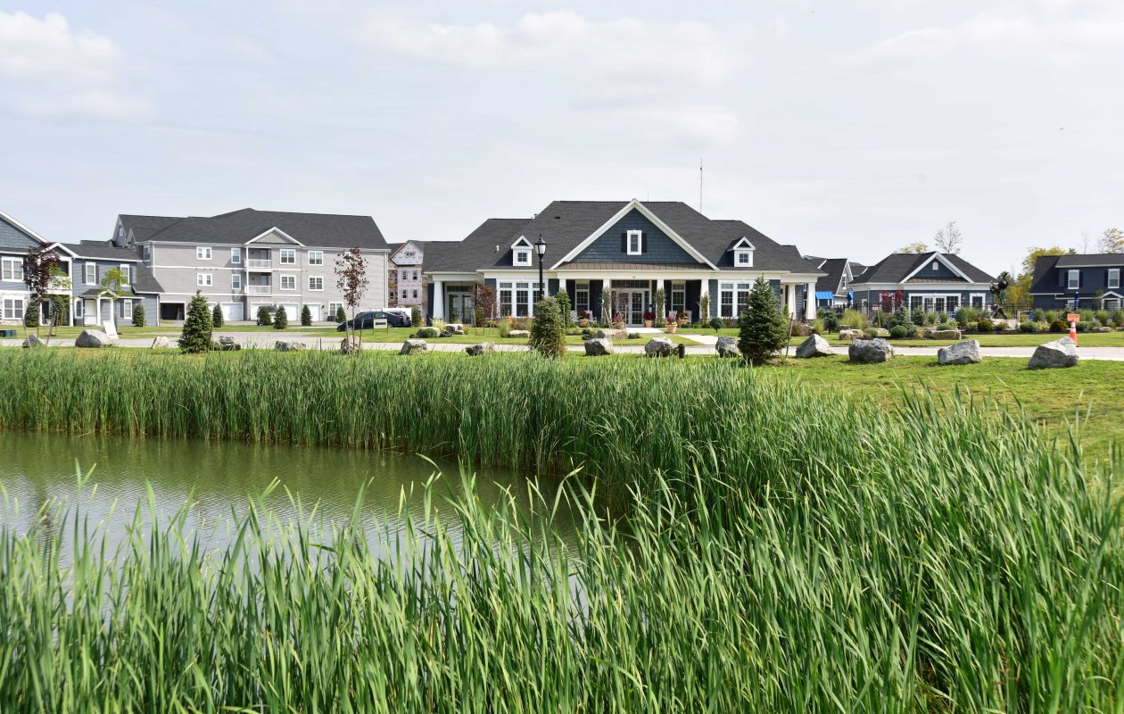 Heron Pointe is one of six RANE Management properties hosting a spring open house.
