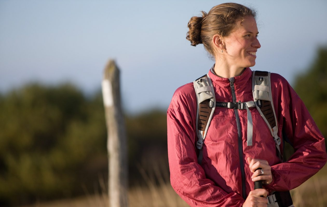 Jennifer Pharr Davis, National Geographic's 2012 'Adventurer of the Year,' will lead a free Niagara gorge walk, followed by a book signing, on April 22. (Submitted photo)
