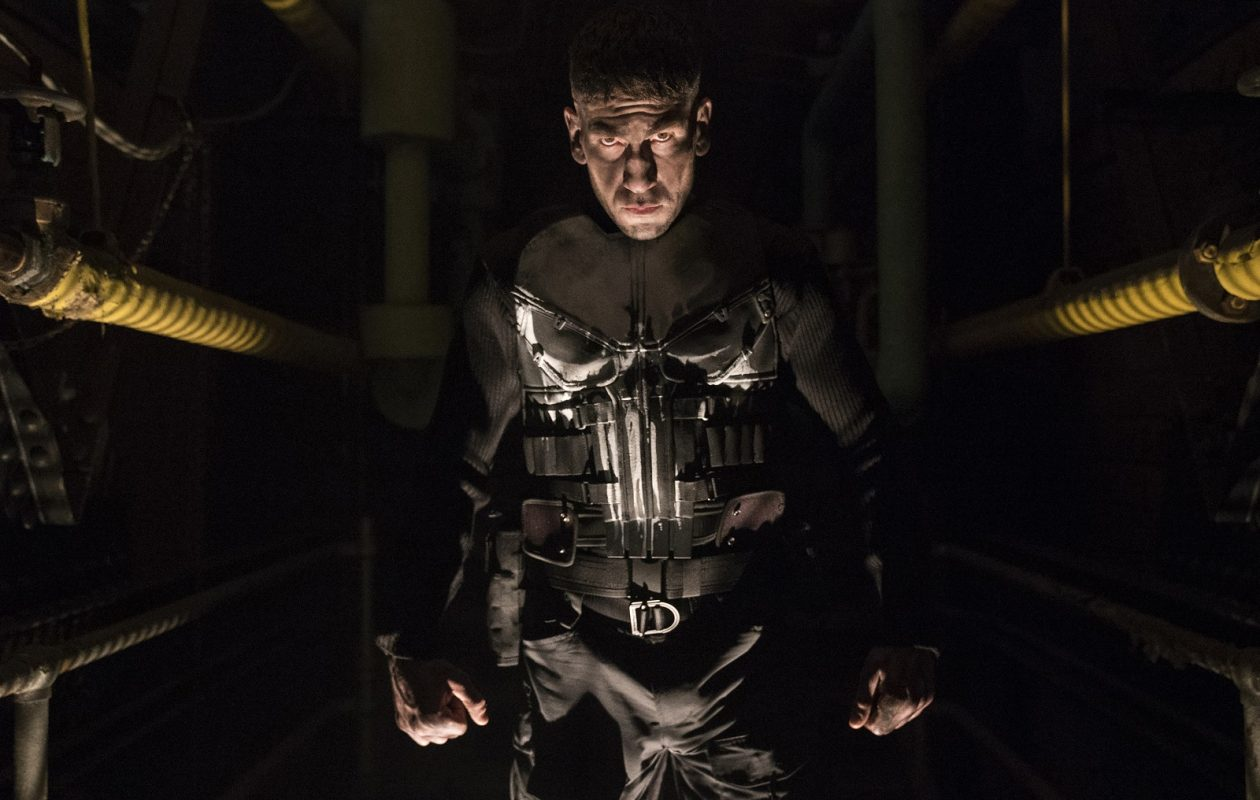 Jon Berthnal is Marvel's 'The Punisher,' now streaming on Netflix. (Jessica-Miglio-Netflix)