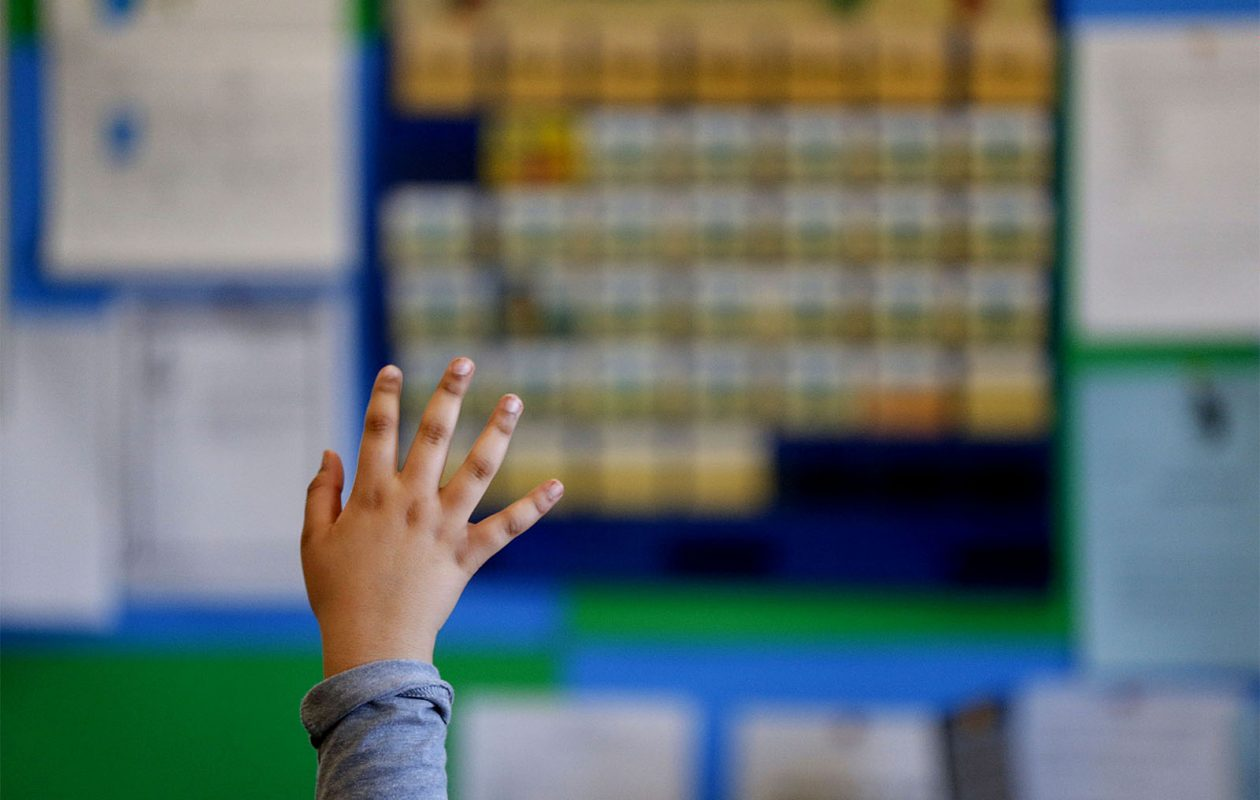 Voters in school districts across the state will vote Tuesday on how much should be spent on school programs, staff and other expenses. (Robert Kirkham/News file photo)