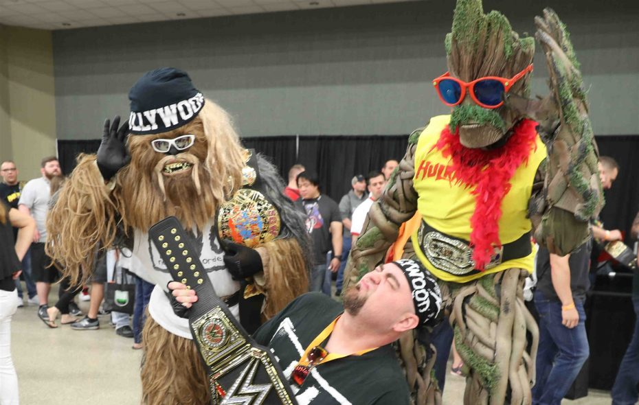From celebrities to cosplay, it's Nickel City Con 2018