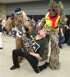 Celebrity guests, panels, costumes, contests, gaming and adventures could be found on Saturday, May 19, 2018, at Nickel City Con in the Buffalo Niagara Convention Center.