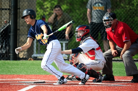 Kenmore East defeats Sweet Home 10-3 in a Section VI pre-quarterfinal Class A1 baseball game at Sweet Home High School on Friday, May 18, 2018.