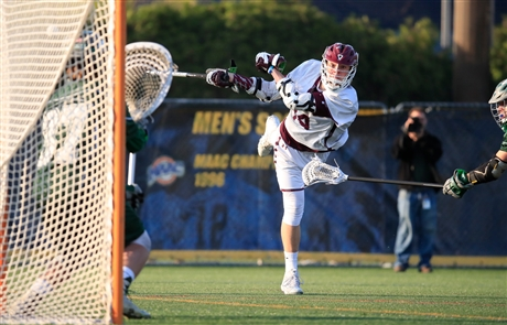 St. Joe's defeats Nichols, 9-4, to win third straight Msgr. Martin boys lacrosse championship at Canisius College on Wednesday, May 23, 2018.