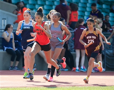 All-High Track and Field Championships were held at Robert E. Rich All-High Stadium on Wednesday, May 23, 2018.