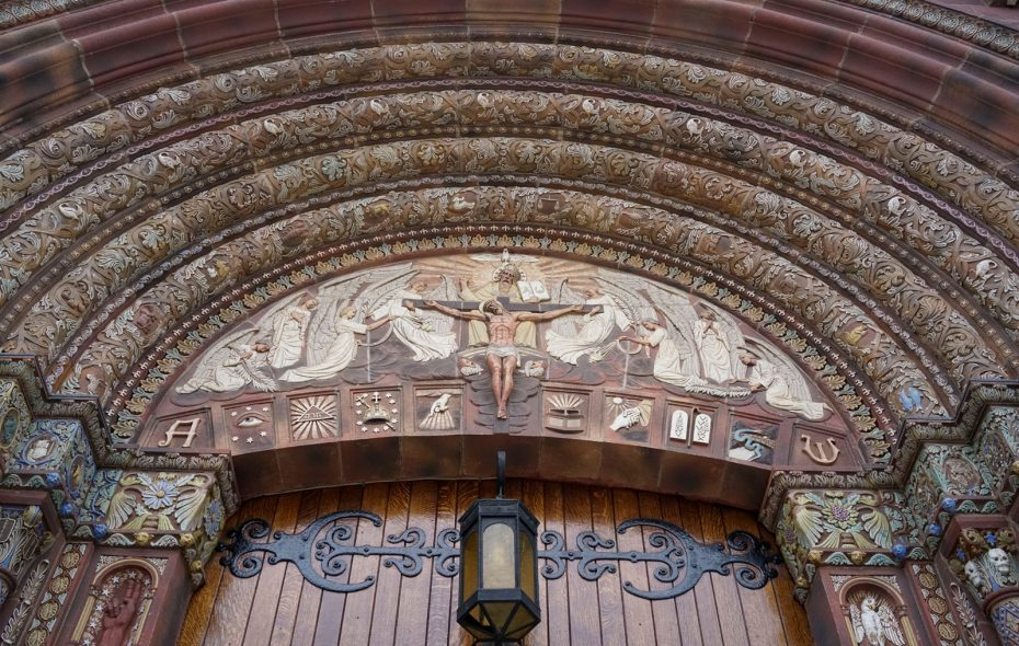A Closer Look: Blessed Trinity Church