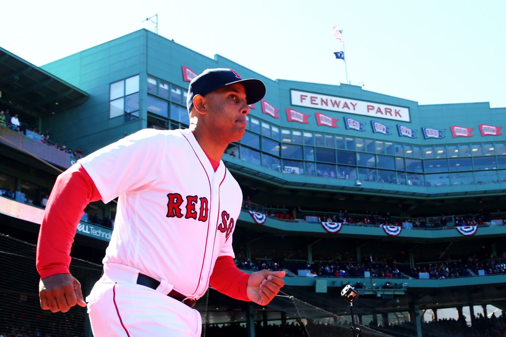Alex Cora has quickly settled in as manager of the Red Sox. (Getty Images)