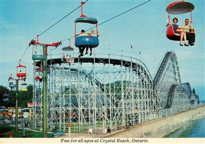 In 1989, Crystal Beach amusement park closed its gates after 100 years. Be it the amusement park or the beach itself, many Western New Yorkers (and southern Ontario residents) have fond memories of Crystal Beach in Fort Erie, Ont. Here are some photos gathered from our archives and readers. If you would like to submit your photos from Crystal Beach, please email qliu@buffnews.com.