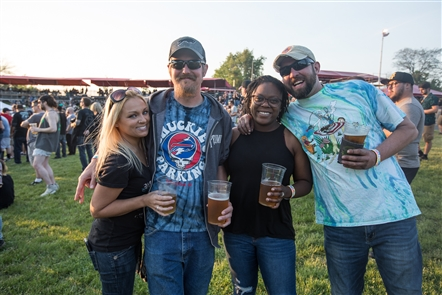 See the fans who showed up for Primus, Mastodon double bill at Artpark Wednesday, May 23, 2018.