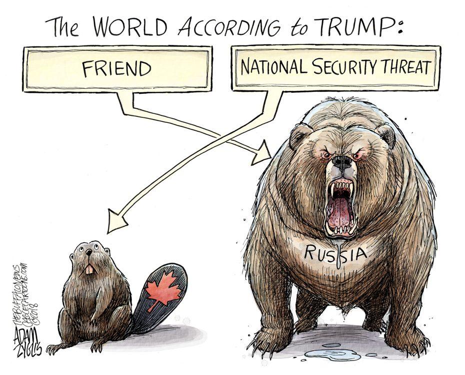 G-7 Summit: June 10, 2018