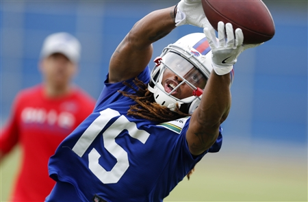 The second day of Bills minicamp was held on Wednesday, June 13, 2018, in Orchard Park.