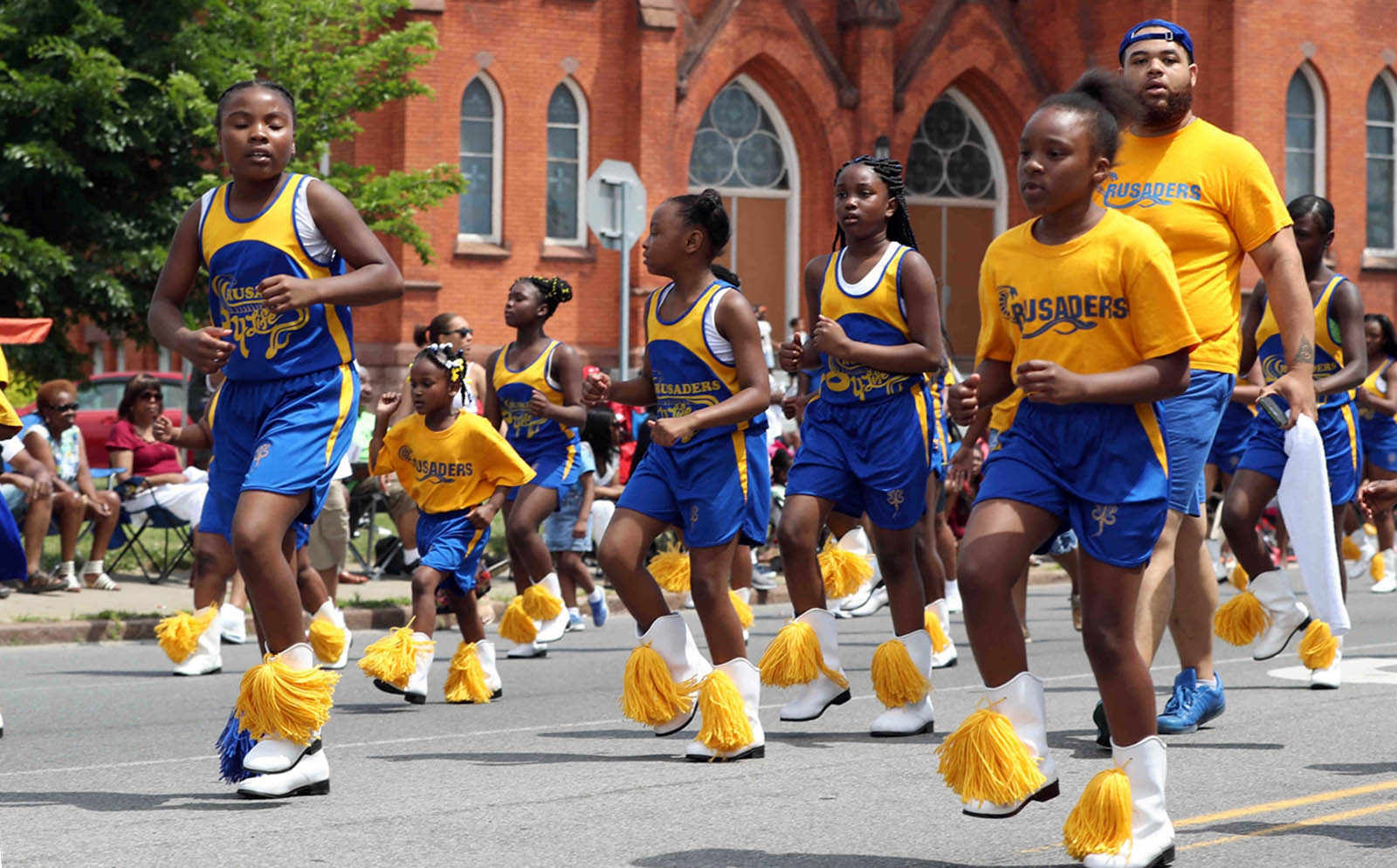 The Juneteenth Festival of Buffalo — started in 1976 — kicked off Saturday with a parade from Genesee and Moselle streets to Martin Luther King Jr. Park.