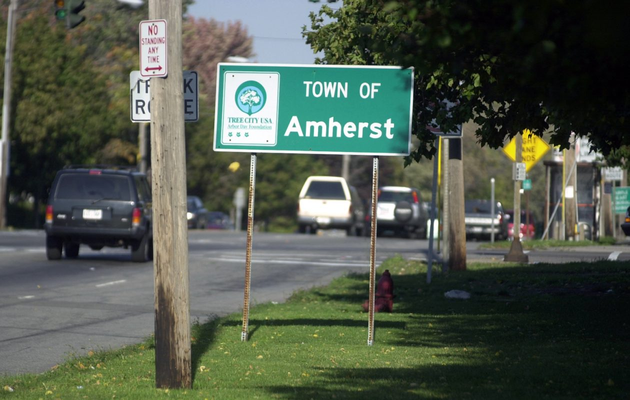The Town of Amherst: How do you sum up such an unusual place in a few words? (John Hickey/News file photo)