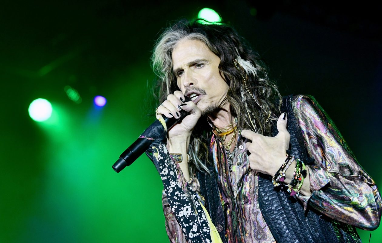 Steven Tyler packed Artpark for a concert on Tuesday. (Getty Images file photo)