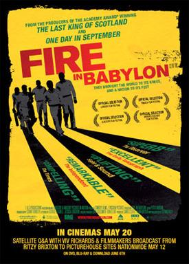 Fireinbabylon