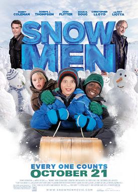 Snowmenposter